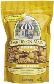 Bakery on Main Gluten Free Granola – Rainforest – 12 oz