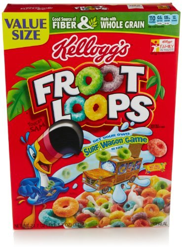 Froot Loops, 21.7 Oz