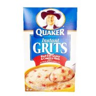 Quaker Instant Grits Red Eye Gravy & Ham 12 oz – 6 Unit Pack