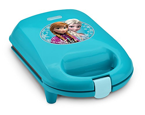 Disney DFR-5 Frozen Snowflake Waffle Maker, Blue