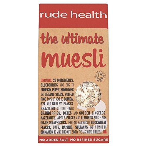 Rude Health the Ultimate Organic Muesli (500g)