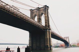 A Long Span, Brooklyn Bridge