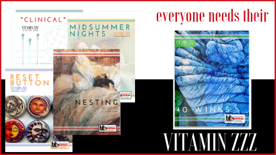 Vitamin ZZZ graphic winter 2019