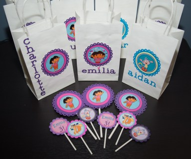 Dora party package