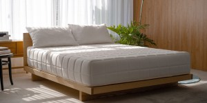 Sleepy Tofu Bed Frame