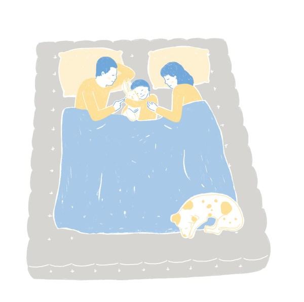 芝麻豆腐床墊 雙人特大