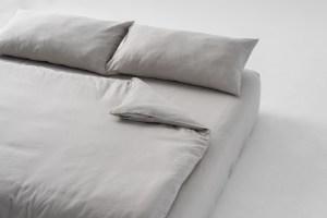 雙層紗/床包+枕套+被套/雙人加大