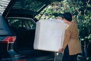 眠豆皮收納袋/標準單人、IKEA 90 X 200