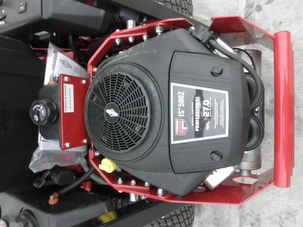 briggs and stratton endurance series front view brain diagram new ferris 52 39 is500 zero turn lawn mower 27 hp