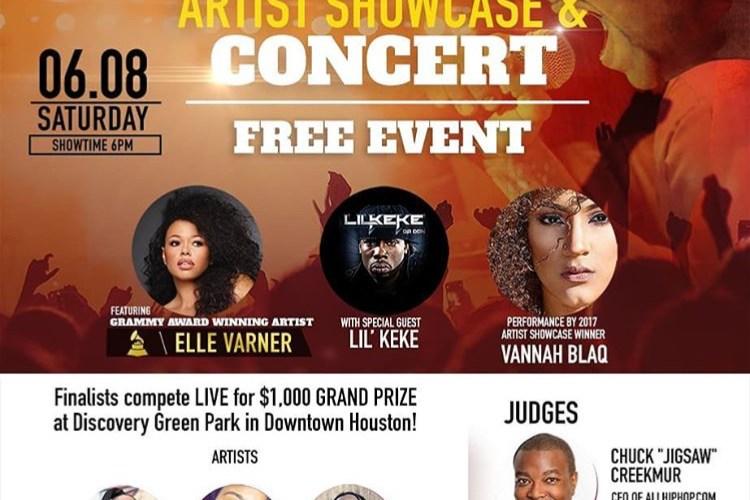 TEXAS BLACK EXPO feat. Grammy Award Winning Artist, Elle Varner