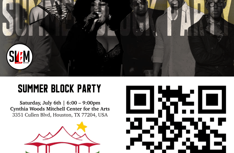 SUMMER BLOCK PARTY + A Chance to Win Free Tix