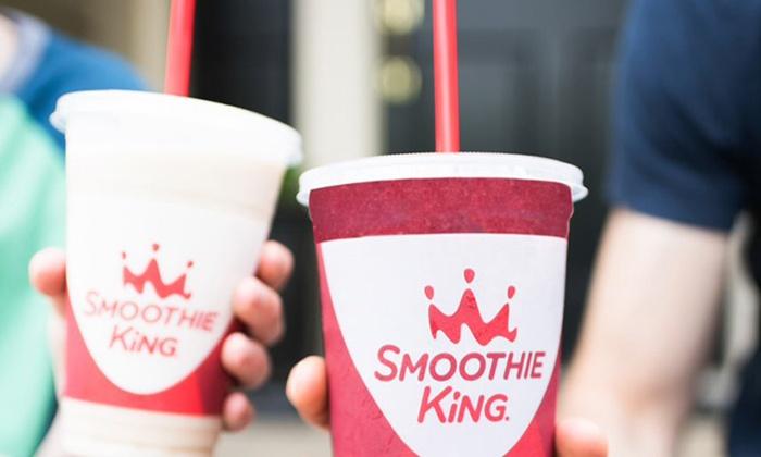 SMOOTHIE KING 20% CASHBACK