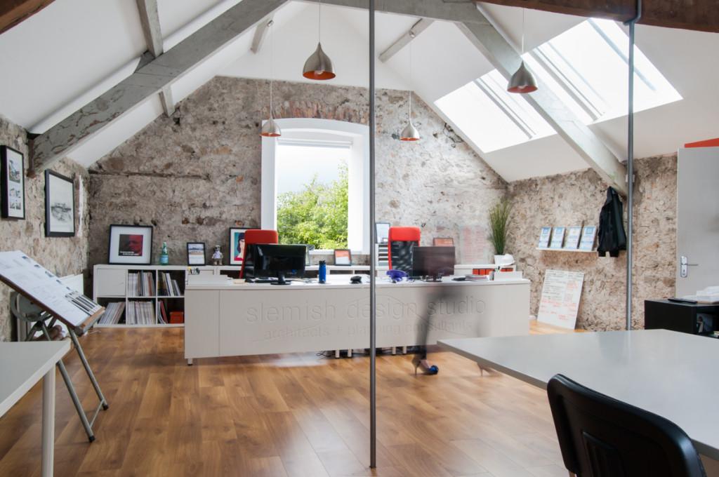 architects studio ballymena belfast london
