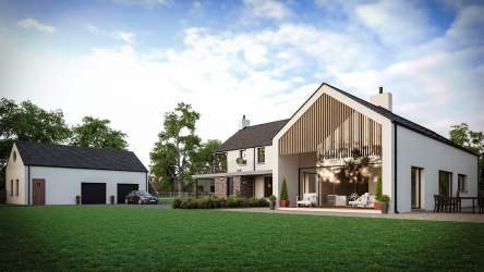modern donaghadee county down studio architects slemish