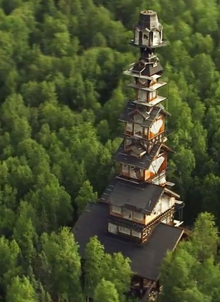 5 of the Weirdest Houses in the World  Slemish Design