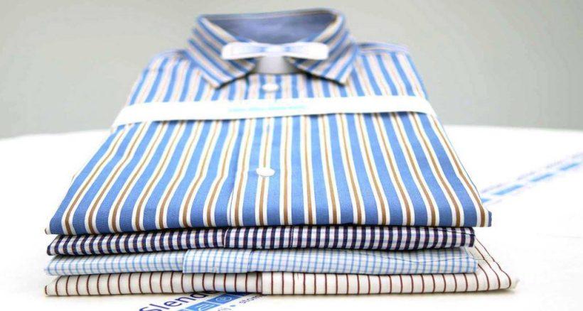 strijken overhemden