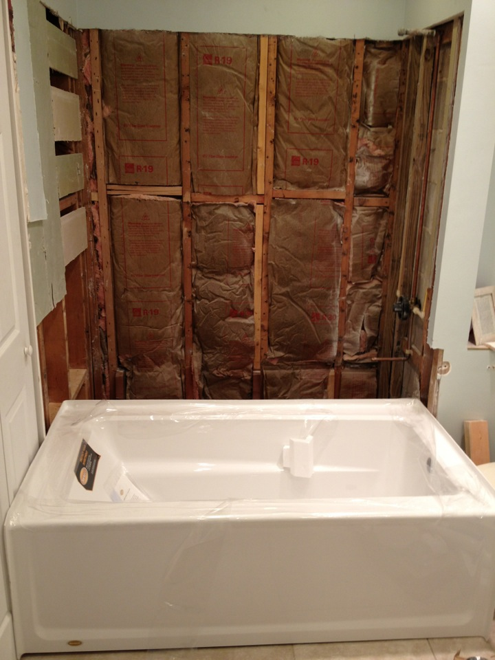 Tile Installation  Bath Tub Installation in Maitland FL  Dommerich  Sless Construction