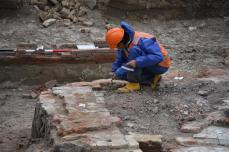 Garenmarkt opgraving (2)
