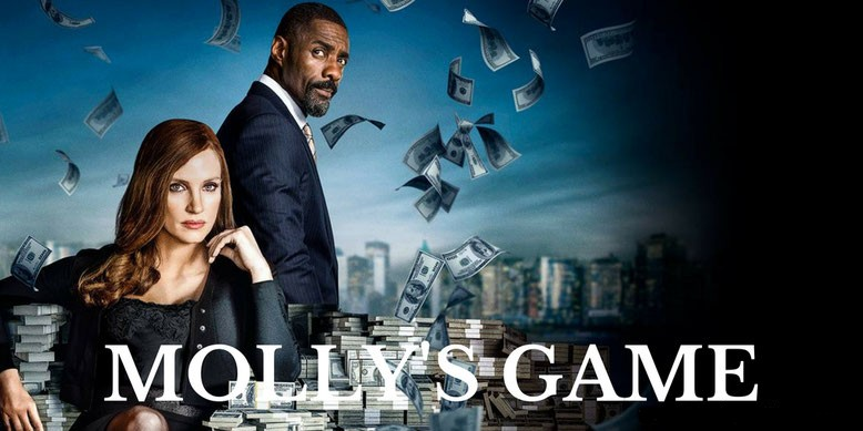 Cover of movie Molly's Game