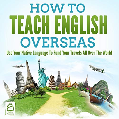 How to Teach English Overseas: Book Cover