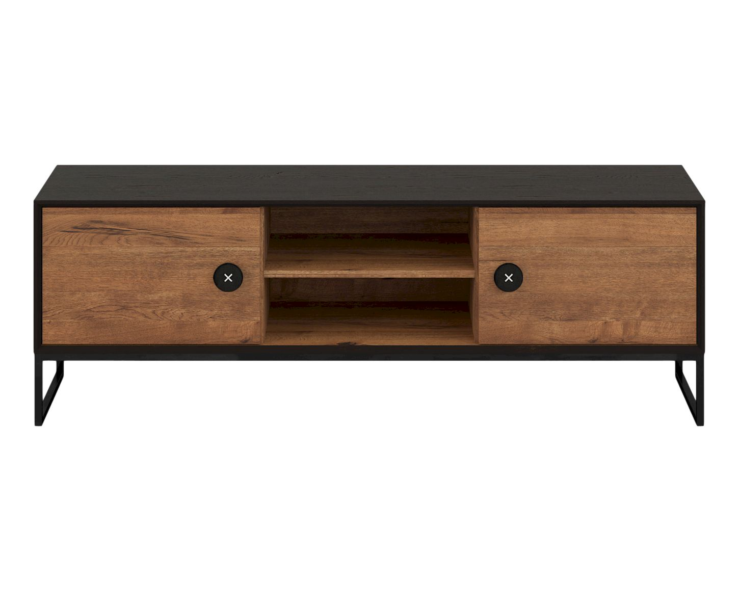 Massivholz Tv Bank Bodahl Massivholz Rustic Oak Tv-bank Palermo • Slewo.com