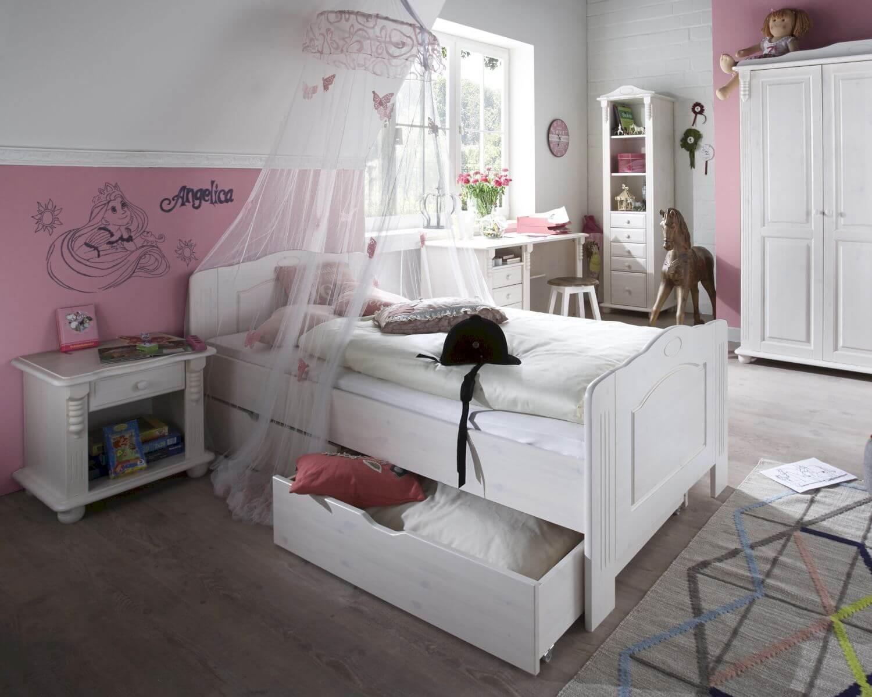 Babyzimmer Romantik Pinolino Babyzimmer 3 Teilig Fleur
