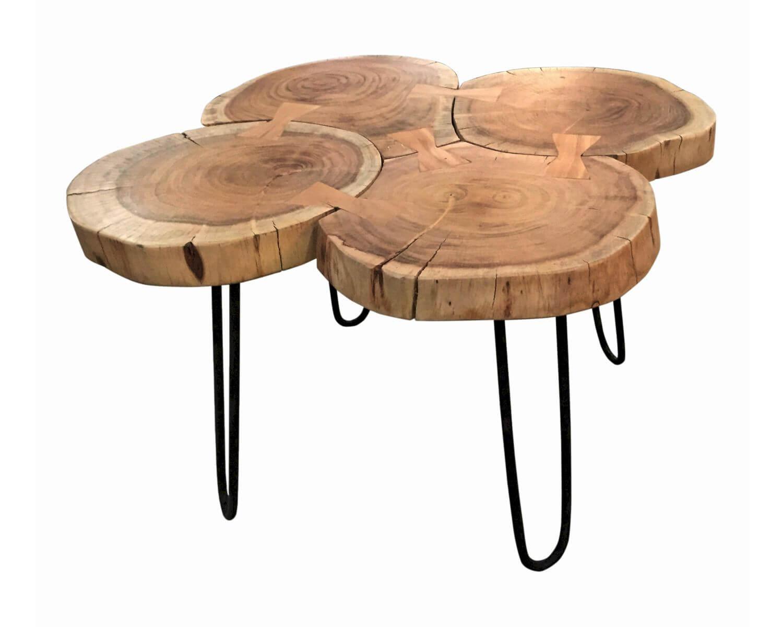 Couchtisch Teak Massiv Couchtisch 130x70 Teak Massiv Holz