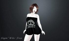 Eluzion01 Willa - Dress