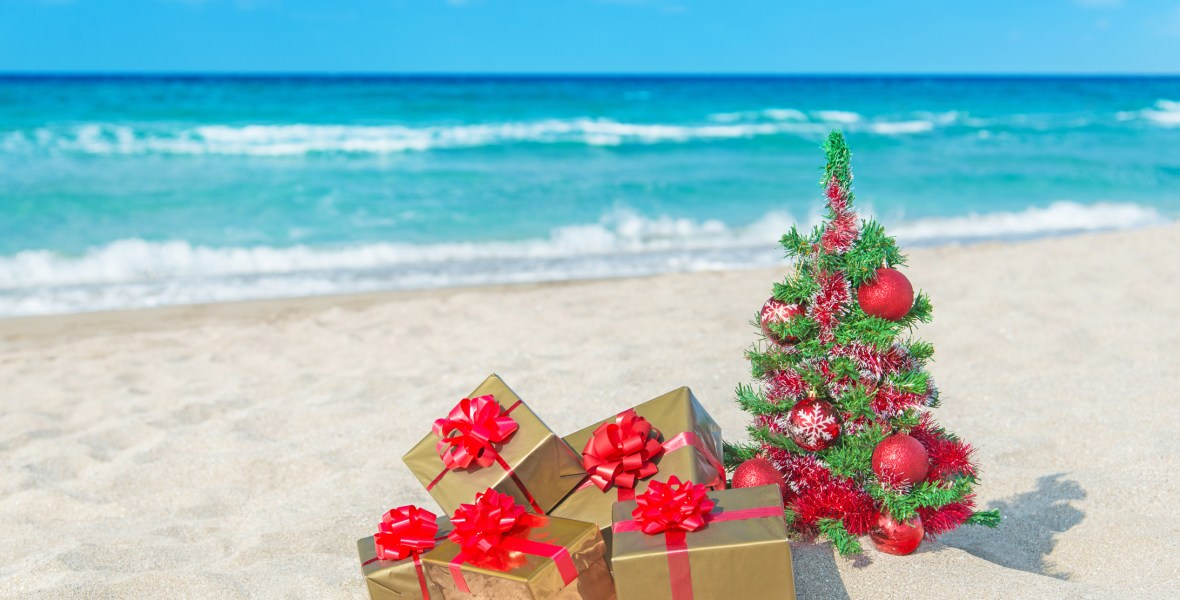 A Summer Filled Christmas