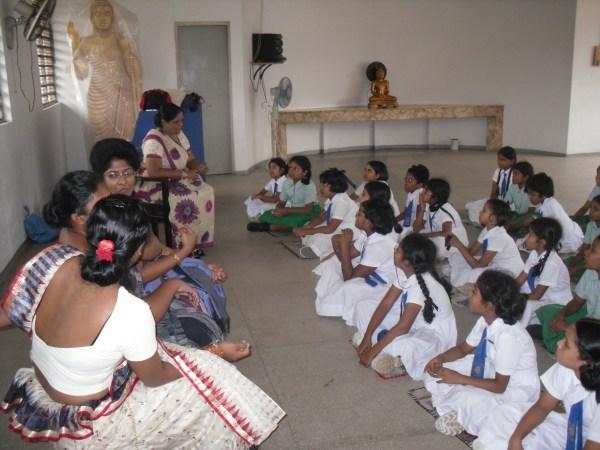 February 2011 Sri Lanka Girl Guides Association Projects