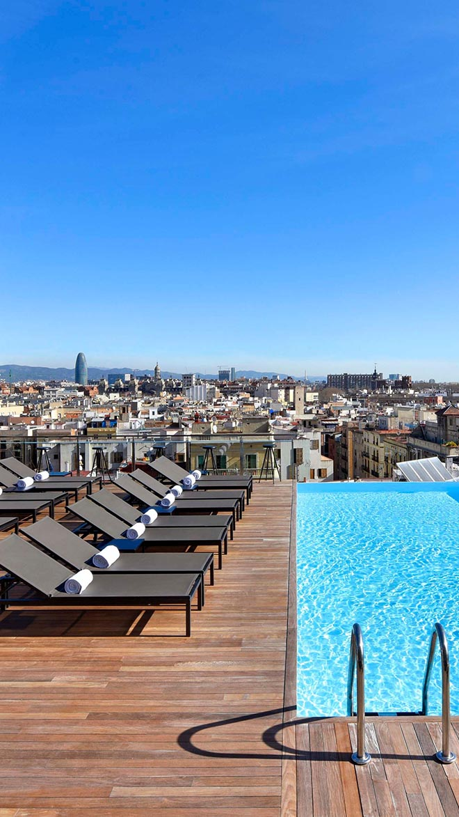 Grand Hotel Central Barcelona Grand Hotel Central, Luxury Hotel In Barcelona, Spain ...