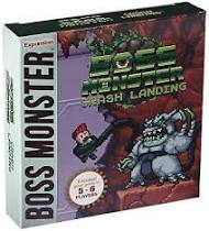 Boss Monster Crash Landing Expansion Image