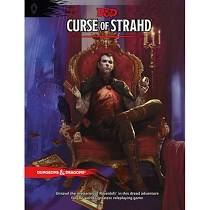 Dungeons and Dragons Curse of Strahd Image