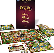 Castles of Burgundy 20 Year Anniversary Image