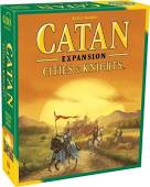 Catan: City and Knights Expansion Image