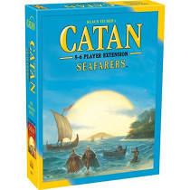 Catan: Seafarers 5-6 Player Extension Image