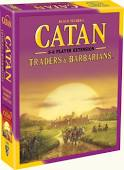 Catan: Traders and Barbarians 5-6 Player Extension Image