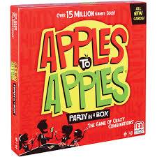 Apples to Apples Image