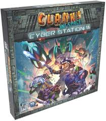 Clank! In Space Cyber Station 11 Image