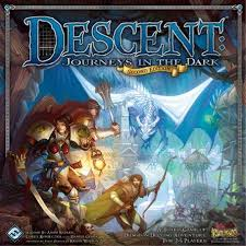 Descent: Journeys in the Dark Image