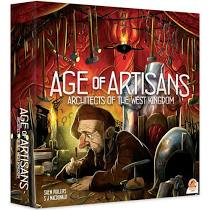 Architects of the West Kingdom Age of Artisans Expansion Image