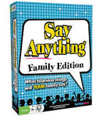 Say Anything Family Edition Image