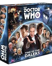 Doctor Who: Time of the Daleks Image