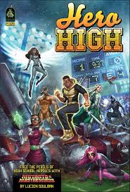 Mutants and Masterminds Hero High Image