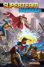 Mutants and Masterminds Superteam Handbook Image