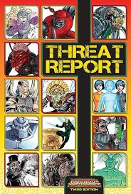 Mutants and Masterminds Threat Report Image