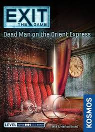 EXIT Dean Man on the Orient Express Image