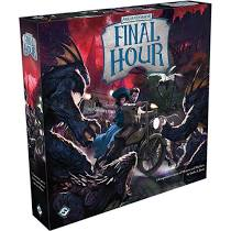 Arkham Horror: Final Hour Image