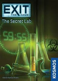 EXIT The Secret Lab Image