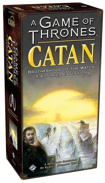 A Game of Thrones Catan 5-6 Player Extension Image